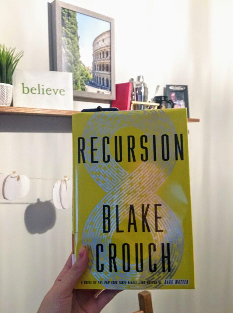 bllake crouch recursion