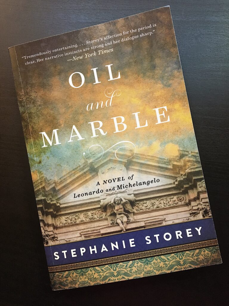 oil and marble stephanie storey