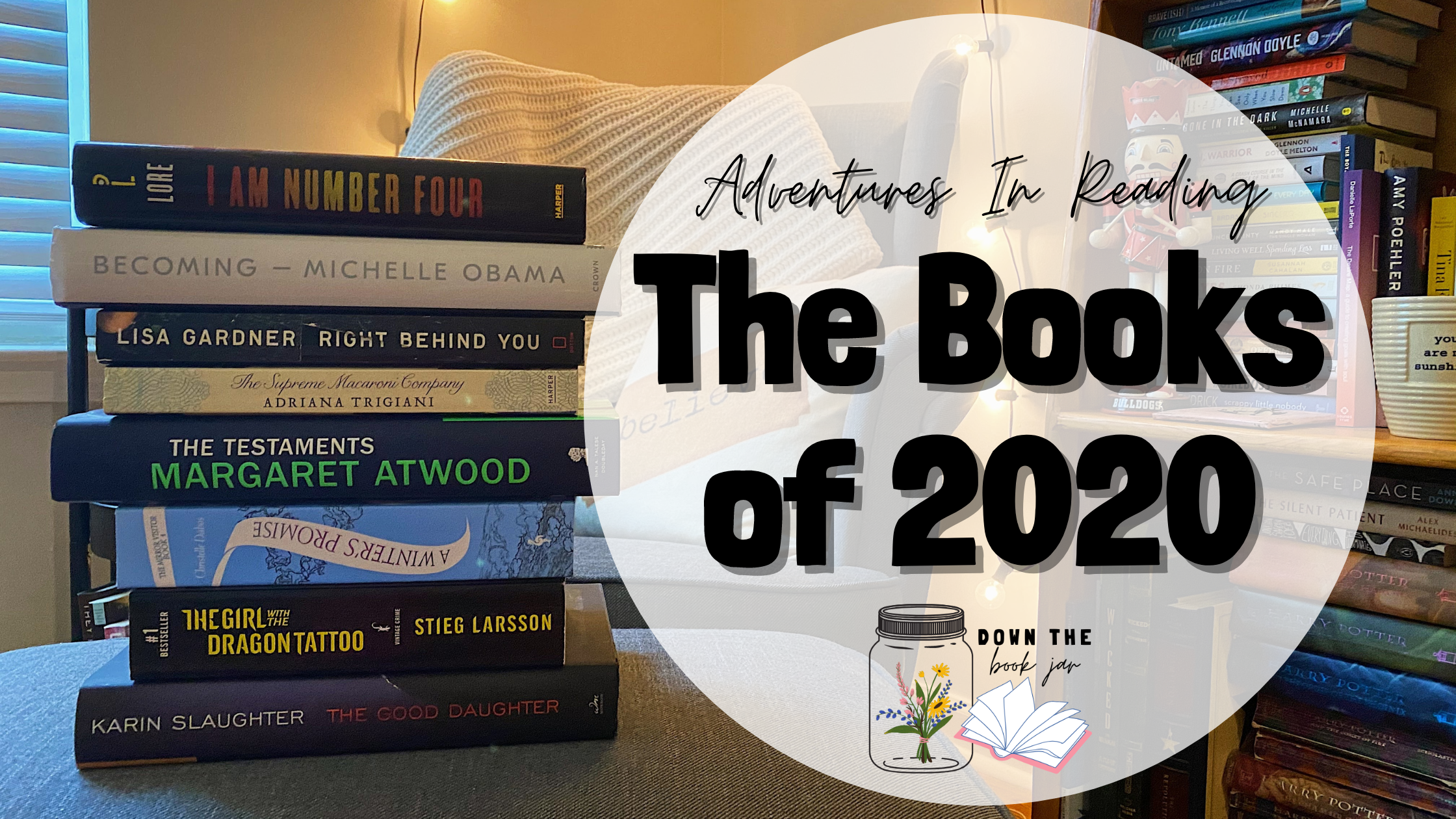 The Books of 2020